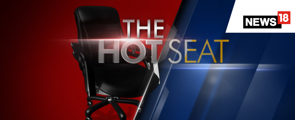 atn news18 the hot seat